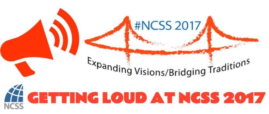 Getting Loud at NCSS17